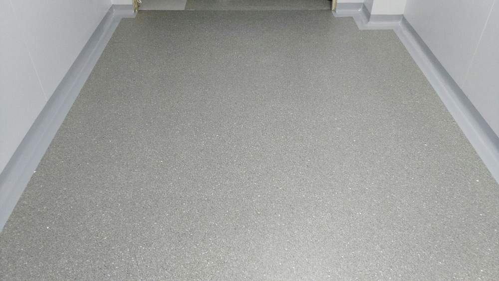 Abbott Laboratories - Resin Floor