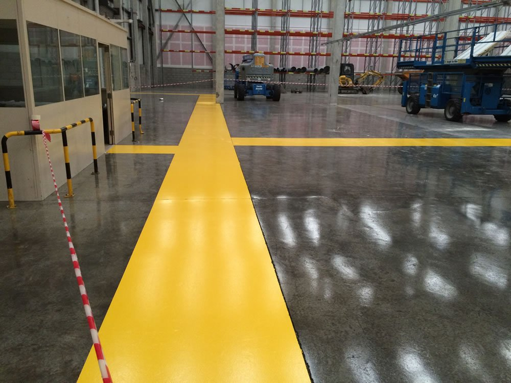 Topcoat 2000 Resin Flooring