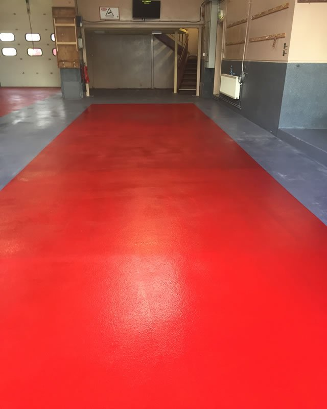 Anti-Slip Flooring