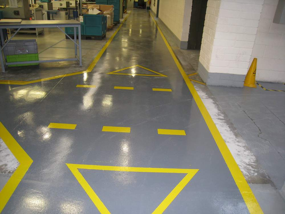 Anti-Static Flooring