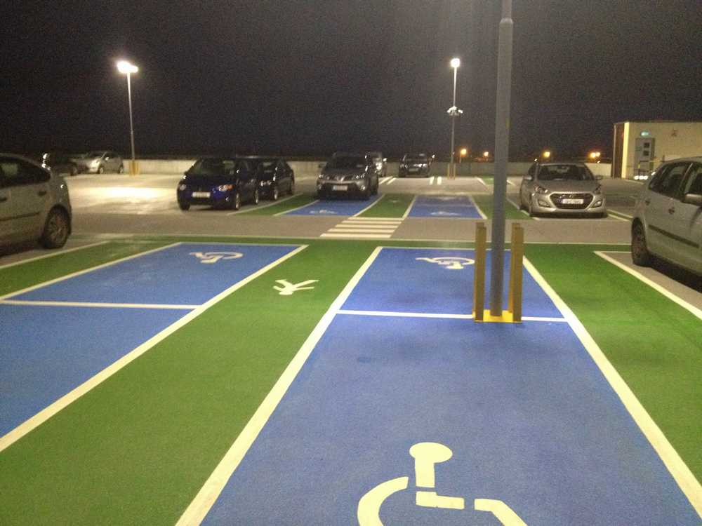 Topcoat Carpark Flooring