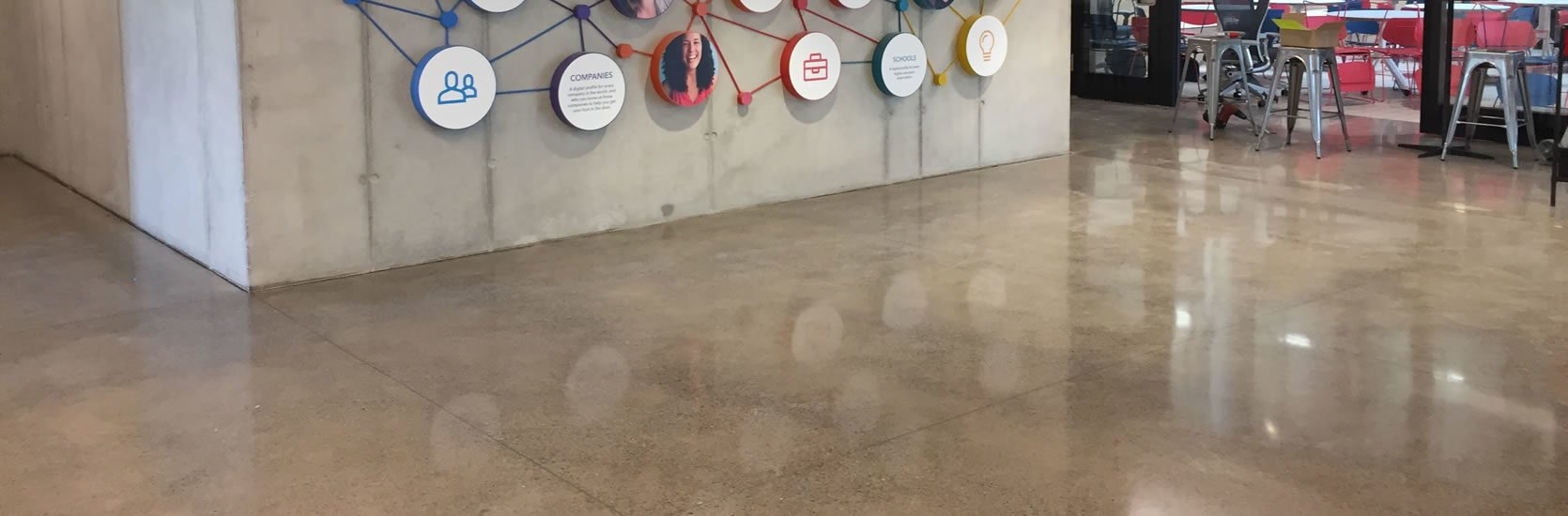 Polished Concrete - Topcoat Systems