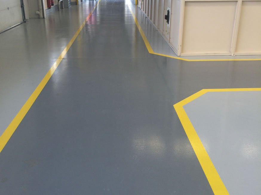 Topcoat Flooring Systems
